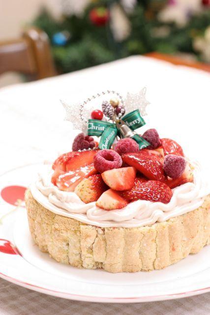 キッチンスタジオ◆横浜ミサリングファクトリー-クリスマスケーキ