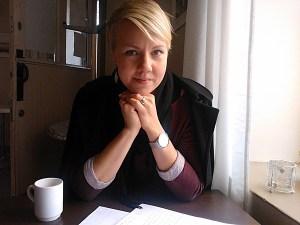 Carolin Ahlvik-Harju.