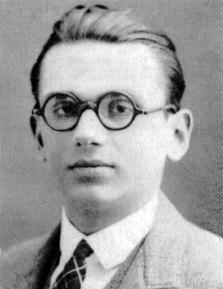 Kurt Gödel (1906–1978)