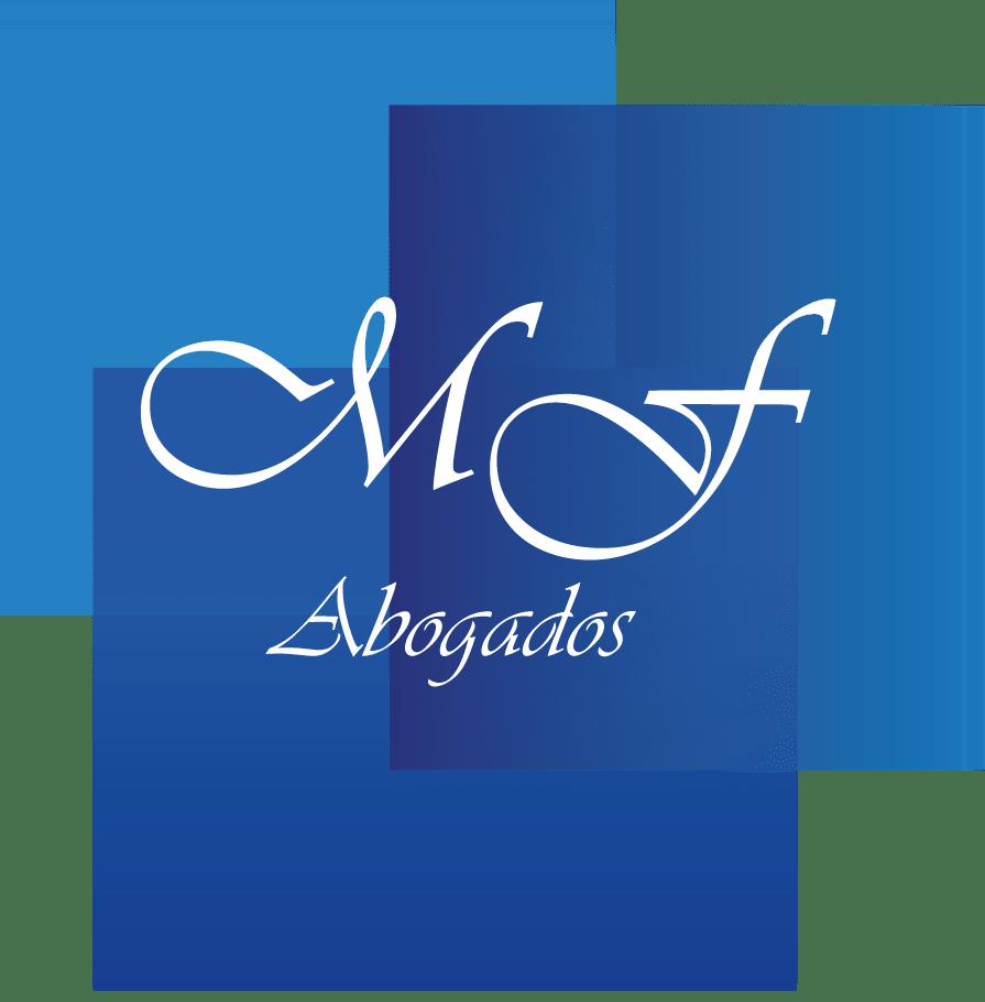 logotipo de mf abogados de divorcios en tui