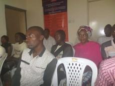 Participants at the Programme