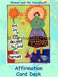 Marylou Falstreau Artist Inspirational Art For Women