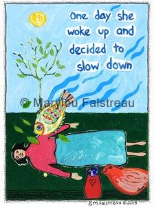 Inspirational Art For Women created by Marylou Falstreau
