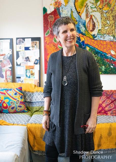 Marylou Falstreau Artist