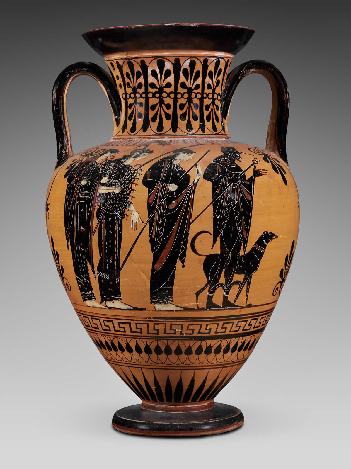 Image result for greek vase paris