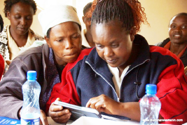GROOTS Kenya new website gives visibility to grassroots women