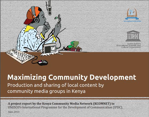 Local Content Development IPDC Report to UNESCO