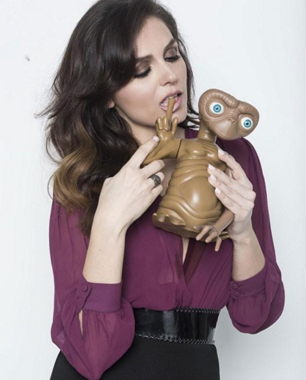 Monica Iozzi (Foto: Reprodução Instagram)