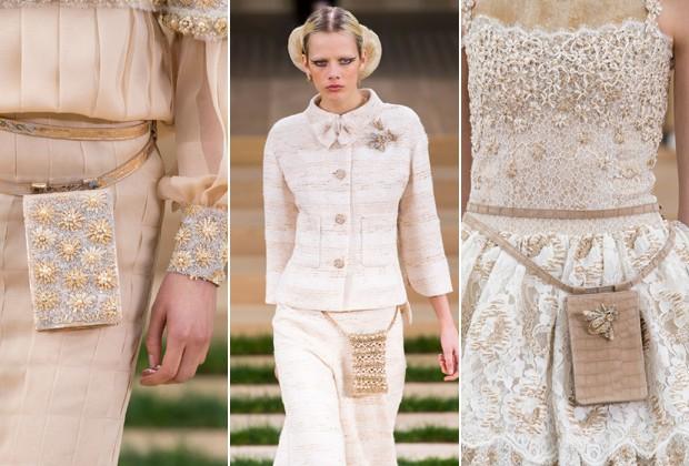 Semana de alta-Costura de Paris Verão 2016 - Chanel (Foto: Imaxtree)