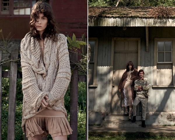 Os maxicasacos são item must-have (Foto: Nicole Heiniger (SD MGMT) / Produção de moda: Paulo Martinez (SD MGMT))