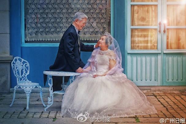 Casal de chineses faz ensaio fotográfico inspirado em contos de fadas (Foto: Reprodução)