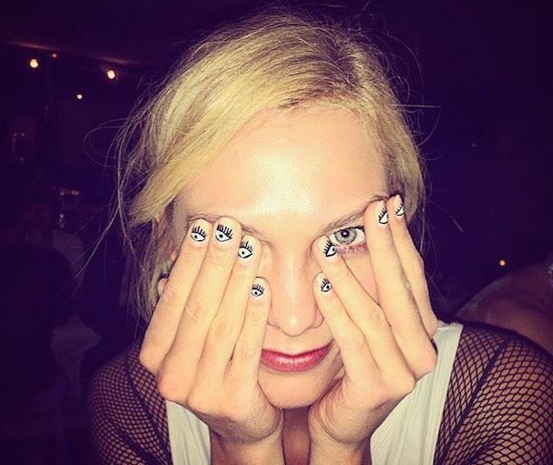 Karlie Kloss (Foto: Reprodução/Instagram)