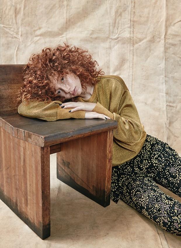 Louis Vuitton (Foto: FABIO BARTELT (MONSTER PHOTO). EDIÇÃO DE MODA LARISSA LUCCHESE. PRODUÇÃO-EXECUTIVA VANDECA ZIMMERMANN)