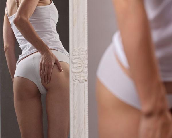 Bumbum durinho e empinado sem prótese? É possível! (Foto: Thinkstock)