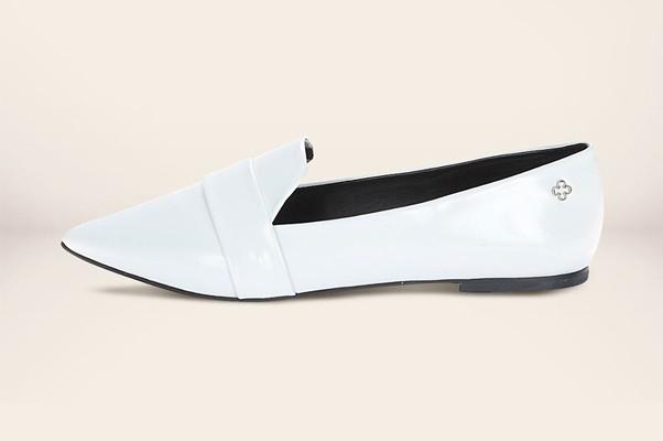 Loafer Branco (Foto: Divulgação)