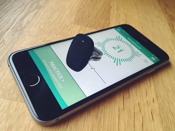 Moodmetric: anel que ajuda a medir seu humor (Foto: Reprodução)