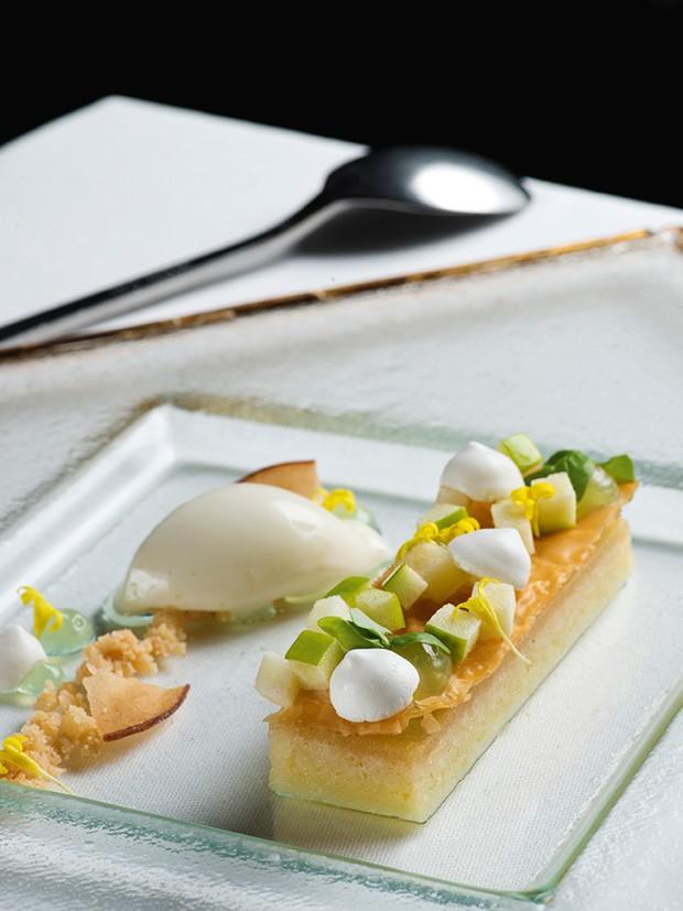 Lifestyle;Gastronomia;Torta de maçã (Foto: Camilla Maia)