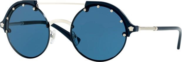 Óculos com metais Versace, R$ 940 (Foto: Divulgação)