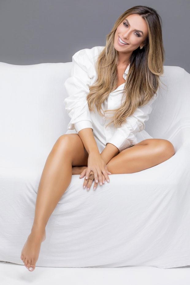 Nicole Bahls fará uma participação especial no programa