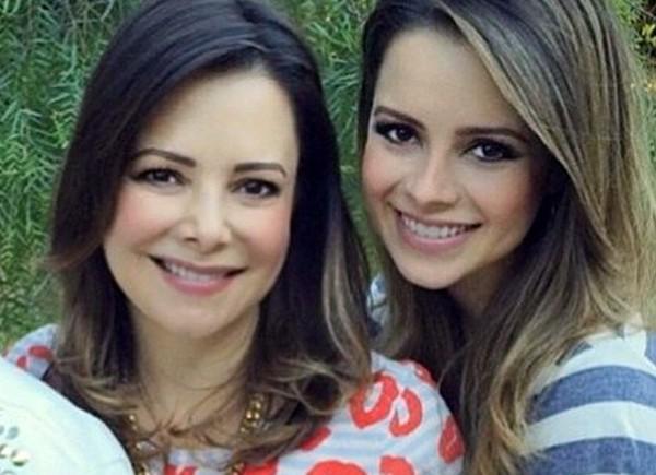 Sandy e Noely (Foto: Reprodução / Instagram)