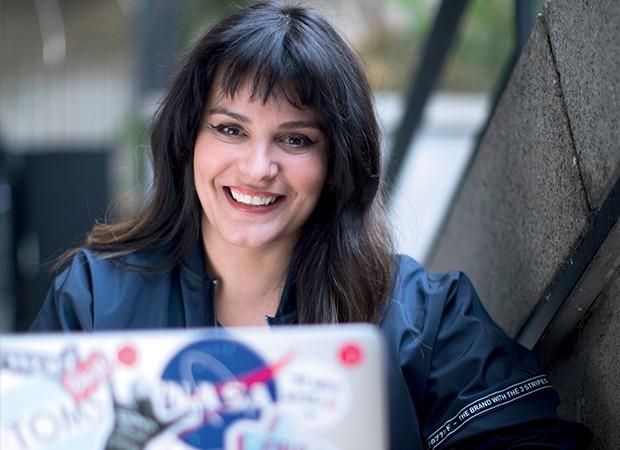 Renata, que só trabalha em projetos em que acredita (Foto: Autumn Sonnichsen)