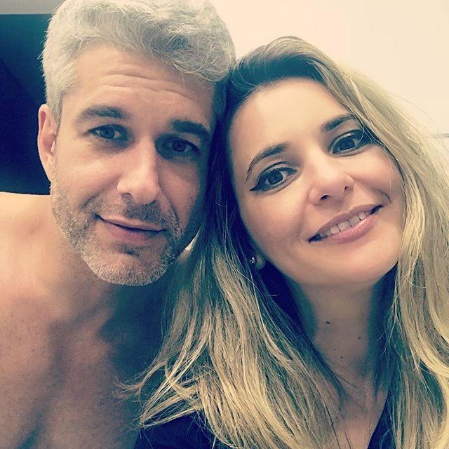 Gustavo Corrêa e Giovana Oliveira (Foto: Reprodução/Instagram)