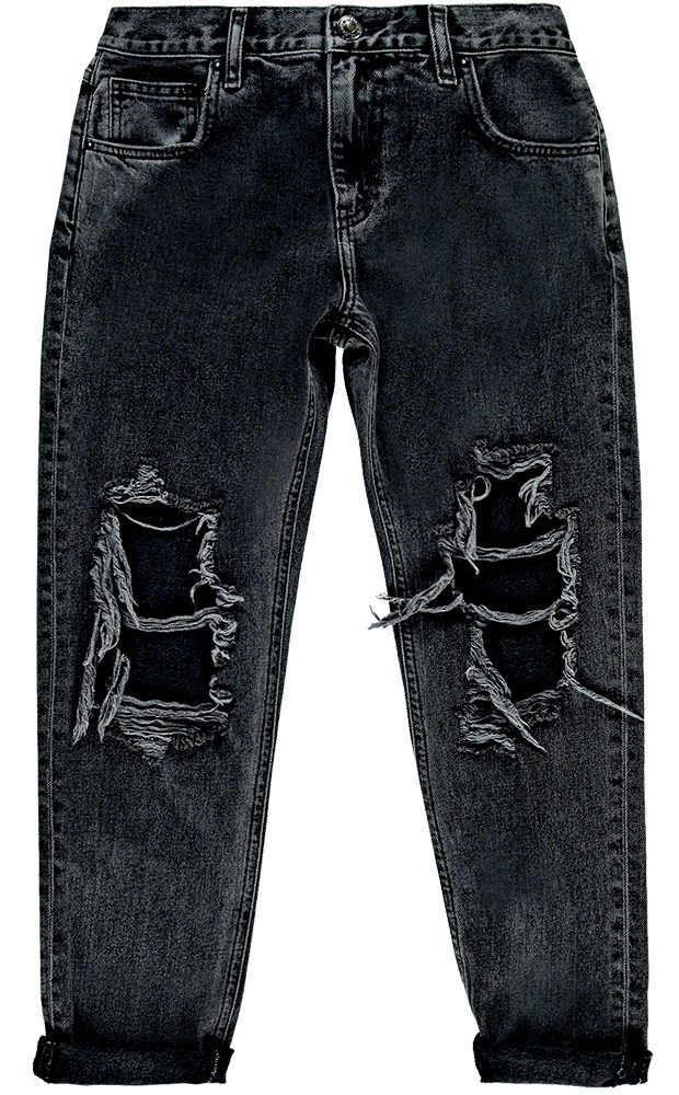 Jeans Forever 21, R$ 170 (Foto: Fotos: Rafael Pavarotti (SD MGMT) / Imaxtree / Divulgação)