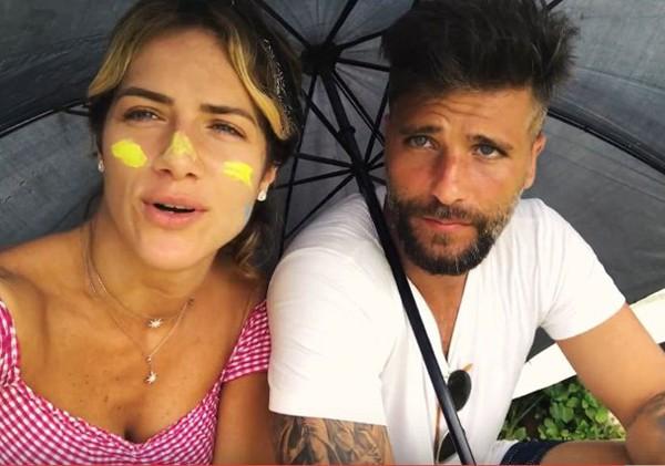 Giovanna Ewbank e Bruno Gagliasso (Foto: Reprodução / Instagram)