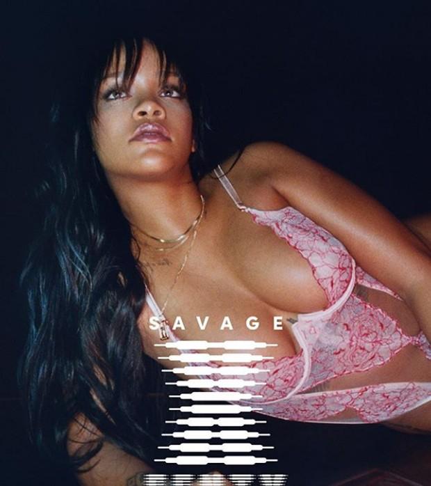 Rihanna (Foto: Reprodução / Instagram)