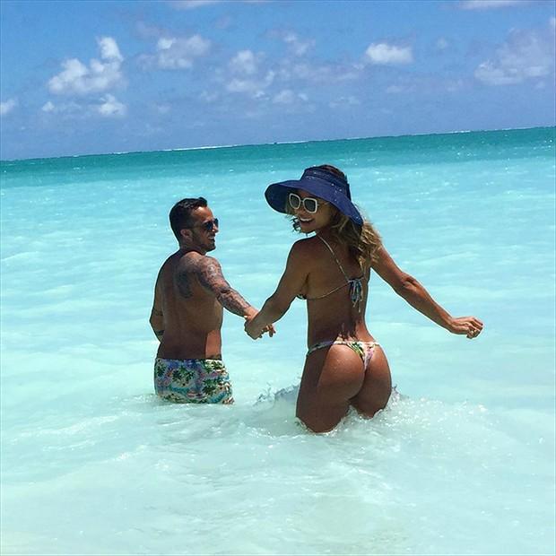 Thammy Miranda e Andressa (Foto: Reprodução/Instagram)