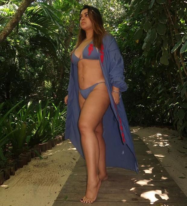 Preta Gil mostra corpo em foto no Instagram (Foto: Reprodução/Instagram)
