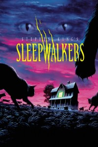 "Poster for the movie ""Sleepwalkers"""