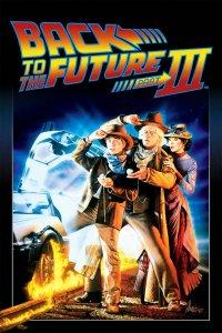 """Poster for the movie """"Tillbaka till framtiden III"""""""