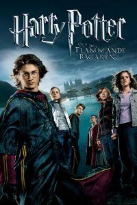 """Poster for the movie """"Harry Potter och Den flammande bägaren"""""""