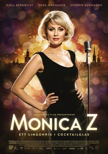 "Poster for the movie ""Monica Z"""