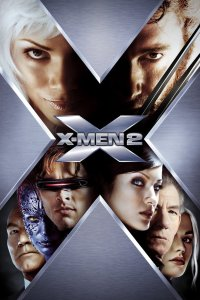 """Poster for the movie """"X-Men 2"""""""