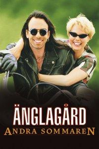 """Poster for the movie """"Änglagård - Andra sommaren"""""""