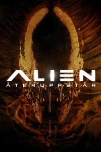 """Poster for the movie """"Alien - Återuppstår"""""""
