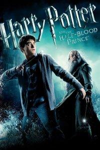 """Poster for the movie """"Harry Potter och Halvblodsprinsen"""""""
