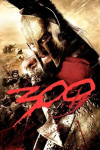"Poster for the movie ""300"""