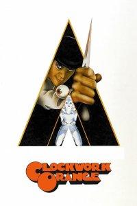 "Poster for the movie ""Clockwork Orange"""