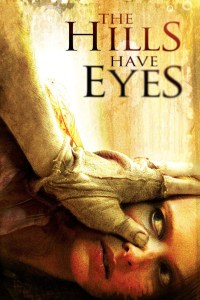 "Poster for the movie ""The Hills Have Eyes"""