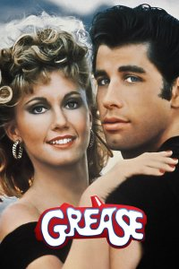 "Poster for the movie ""Grease"""
