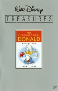 """Poster for the movie """"Walt Disney Treasures - The Chronological Donald, Volume Two"""""""