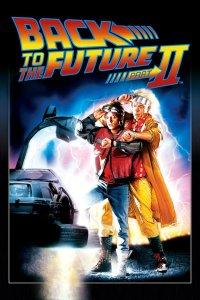 """Poster for the movie """"Tillbaka till framtiden II"""""""