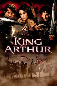 """Poster for the movie """"King Arthur"""""""