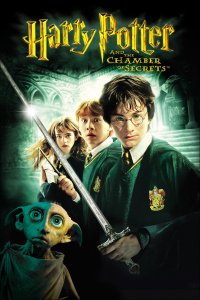 "Poster for the movie ""Harry Potter och Hemligheternas kammare"""