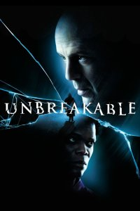 """Poster for the movie """"Unbreakable"""""""