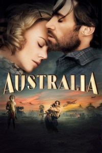 "Poster for the movie ""Australia"""