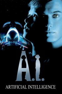 "Poster for the movie ""A.I. Artificiell intelligens"""